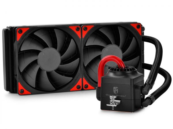 Deepcool Captain 240EX Watercooling para CPU