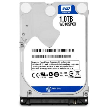 Disco sata 2.5″ 1Tb Wd Blue
