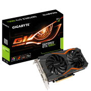 GIGABYTE GeForce GTX1050ti G1 Gaming 4gb gddr5