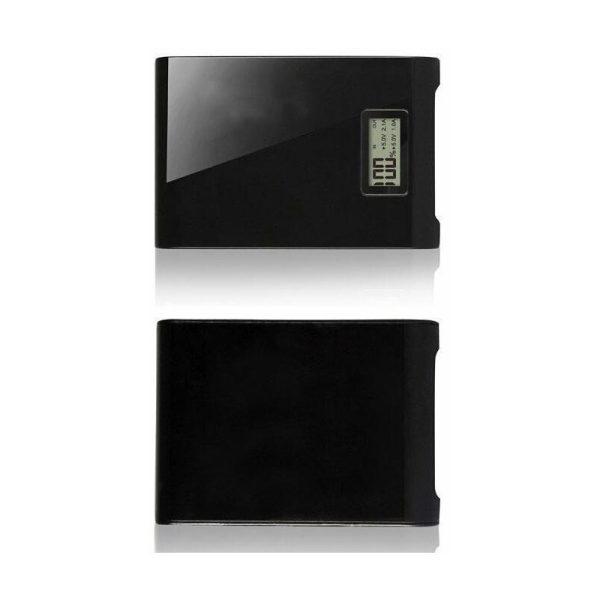 Cargador Portátil con Display Kolke KPB-1200 Negro 12000mah