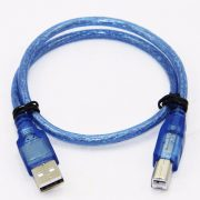 Cable USB/Impresora 1.5Mts.