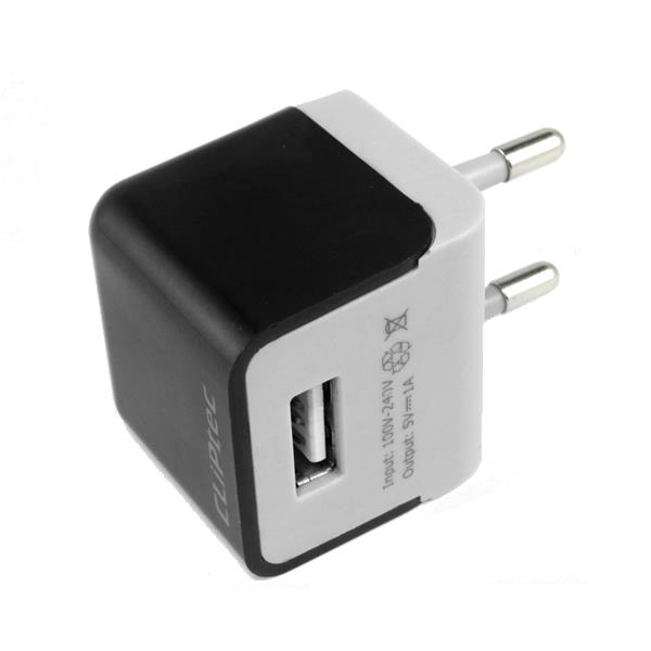 CLIPTEC 360 cargador para pared usb