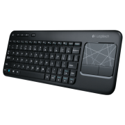 Teclado Logitech Wireless K400 c/touchpad