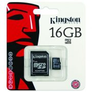 KINGSTON micro SD 16gb clase10