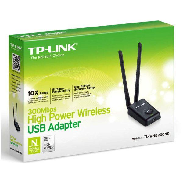 TP-LINK USB TL-WN8200N 300Mbps
