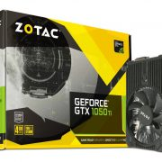 ZOTAC GeForce GTX1050ti Mini 4gb gddr5
