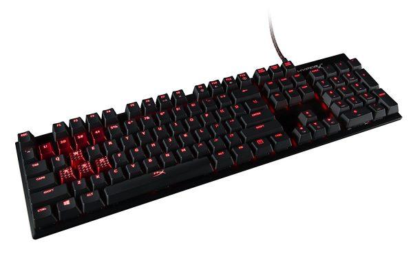 HyperX Alloy FPS teclado mecánico Cherry Red