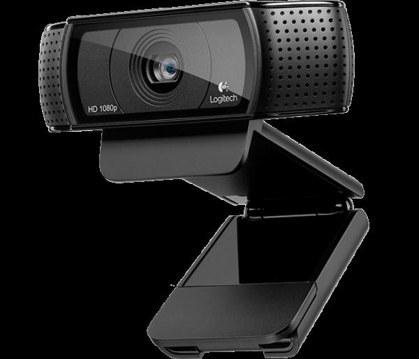 Webcam Logitech C920