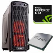 Equipo AMD Ryzen 7 1700 Full Gamer con GTX1070