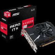 MSI Radeon RX550 AERO 4GB GDDR5