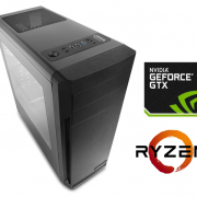 Equipo AMD Ryzen 5 1500X Pro Gamer con GTX1060 3Gb