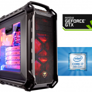 Equipo Intel Core I7 Master Race Coffee Lake con GTX1070TI