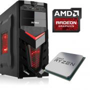 Equipo AMD Ryzen 5 1400 Pro Gamer con RX560