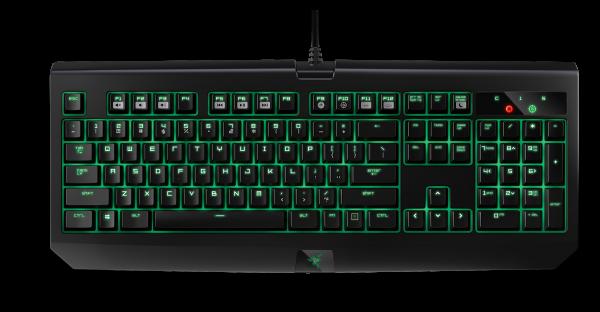 Razer Blackwidow Ultimate 2016 Retroiluminado