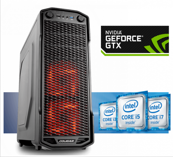 Equipo Intel Core I3 Coffee Lake Pro Gamer con GTX1050ti