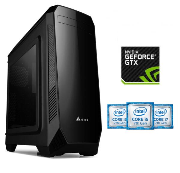 Equipo Intel Core I3 Gamer con GTX1050ti 4Gb