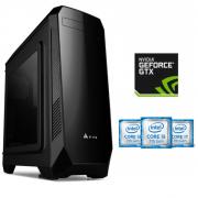 Equipo Intel Core I5 Gamer con GTX1050ti 4Gb