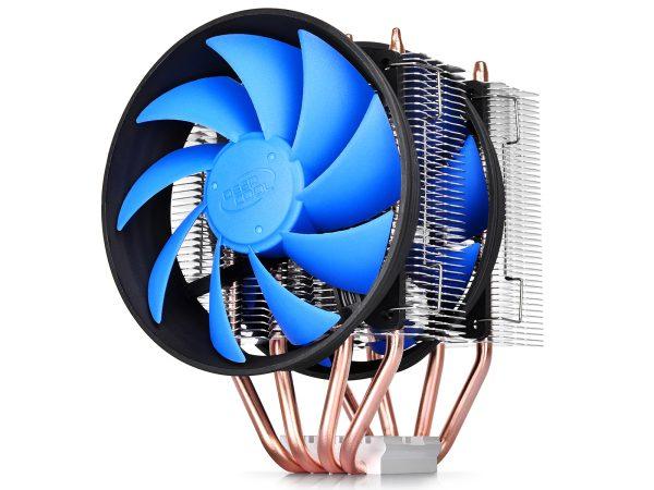 DeepCool Frostwin v2 Cooler para procesador