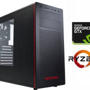 Equipo AMD Ryzen 5 1500X Full Gamer con GTX1060 6Gb