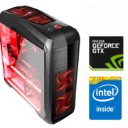 Equipo Intel Gamer con GTX1050