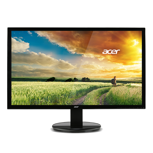 Monitor Acer K242 Full HD – VGA – DVI – HDMI
