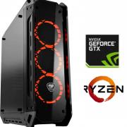Equipo AMD Ryzen 7 2700 Master Race con GTX1080ti