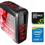 Equipo Intel Core I7 Full Gamer con GTX1060 6GB