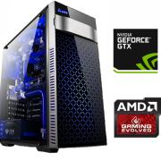 Equipo AMD 950K X4 Gamer con Geforce GTX1050