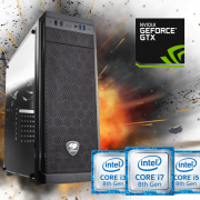Equipo Intel Core I7 Coffee Lake Full Gamer con GTX1070ti 8Gb DDR5