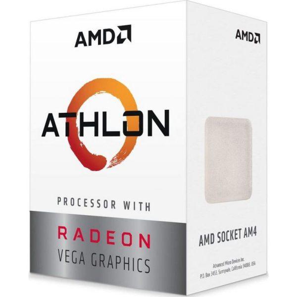 AMD Athlon 200ge AM4