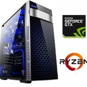 Equipo AMD Ryzen 3 2200 Pro Gamer con GTX1060 3Gb