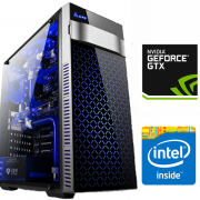 Equipo Intel Core I5 8400 Coffee Lake Pro Gamer con GTX1050ti