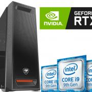 Equipo Intel Core I7 9700K 9na Gen con SSD – RTX2070 8Gb DDR6