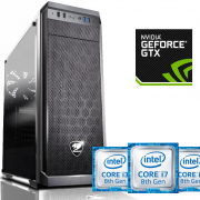 Equipo Intel Core I5 8400 Coffee Lake Full Gamer con SSD – GTX1060 6G