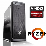 Equipo AMD Ryzen 5 2400 Full Gamer – SSD – GTX1660ti 6Gb DDR6