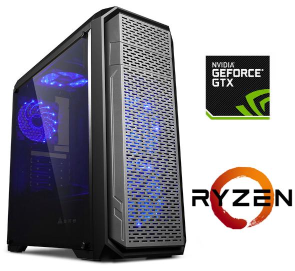 Equipo AMD Ryzen 3 2200 Pro Gamer con GTX1050ti