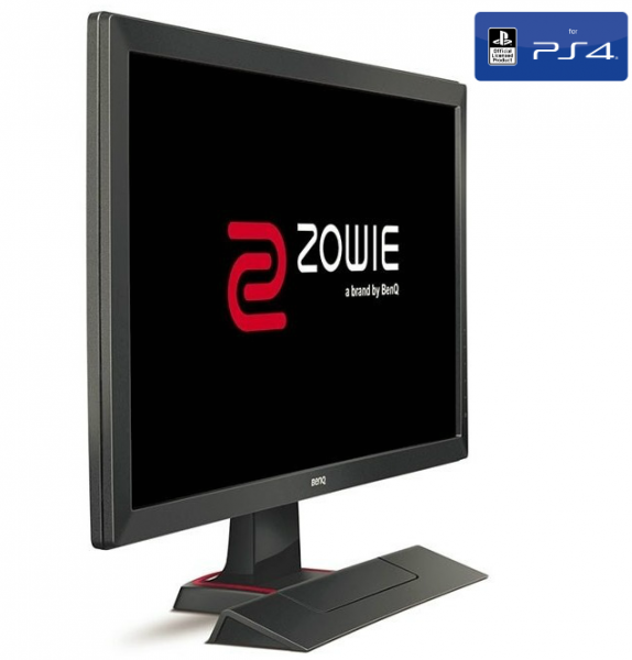 ZOWIE RL2455S e-Sports 24″ 1ms – licencia oficial para PS4 ™