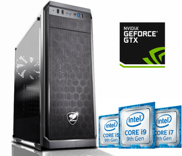 Equipo Intel Core I5 9400f Full Gamer – SSD – GTX1060 6G