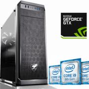 Equipo Intel Core I5 9400f Pro Gamer SSD GTX1650