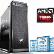 Equipo Intel Core I5 9400f Pro Gamer – SSD – RX570