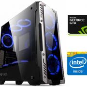 Equipo Intel Core I5 9400f Full Gamer – 16Gb – SSD – GTX1660ti 6G